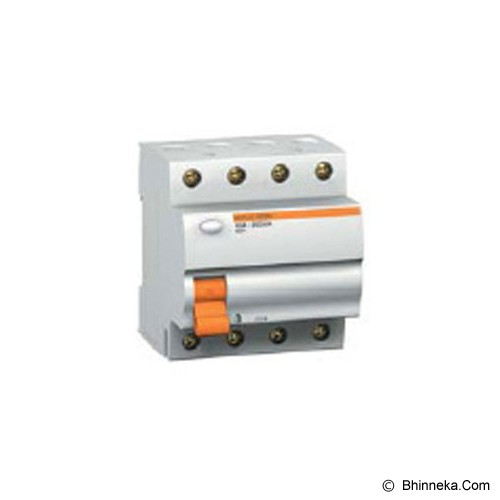 SCHNEIDER ELECTRIC ELCB Domae 4 Kutub [DOM11029] - Miniature Circuit Breaker / Mcb
